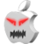Apple Invaders icon