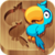 Peg Puzzles For Kids icon
