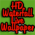 Waterfall Live Wallpaper HD app for free