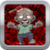 Bloody Zombie Behind Wooden Crate - Quick Tap icon