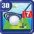 Golf  3D app for free