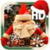 Santa Claus Christmas Live Wallpaper HD app for free