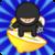 Fruit Slicing Ninja Attack app for free