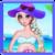 Pregnant Elsa Beach Day app for free