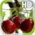 Berry Cherry Live Wallpaper icon