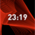 Time Waves - Clock screensaver icon