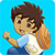 Go Diego Classic Tile Puzzle icon