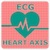 ECG: Heart Axis app for free