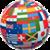 Globe Dial icon