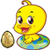 Coin And Duckling iOS icon