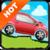 Balance driving skills icon