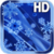 Snowflakes Live Wallpaper HD icon