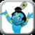 Krishna The butter Thief icon