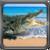 Swamp Crocodile Simulator Wild icon