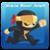 Ninja Roof Jump Endless Jump icon