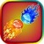Fire Ball Water Ball icon