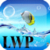 Bubble Water Lwp Animated app for free