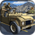Military Jeep Parking - 3d icon