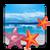 Sea rescue icon