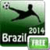 Brazil World Cup 2014 icon