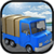 Crazy Truck Race 3D II icon