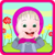 Talking Princess Kids Game icon