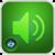 2D Volume icon