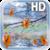 Autumn Raindrops Live HD app for free