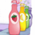 Soda  Pop  Girls  Bubble icon