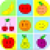 Fruits Match Game icon