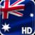 Australia Flag LWP app for free