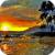 Sunset At Black Sea Live Wallpaper app for free
