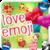 Love emoji  app for free