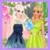 Make Up Anna and Elsa on Birthday icon