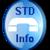 Indian STD code Finder - ShaPlus STD Info icon
