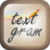 Textgram icon