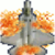 River Fighter - Free icon