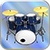 Drum Solo HD drumkit app for free