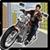 Moto 3D Racing icon