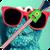 Panda Zipper Lock Screen icon