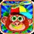 Super Monkey Run Banana Jungle icon