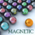 Magnetic balls puzzle game icon