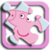 Peppa's puzzle app for free