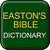 Easton Bible Dictionary icon