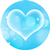 Blue Hearts Live Wallpaper app for free