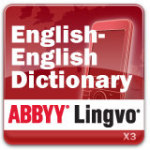 ABBYY Lingvo En-En Oxford  screenshot 1/1