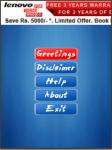Eid SMS Greetings screenshot 2/3