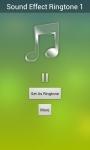 Sound Effect Ringtone screenshot 2/5