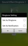 Sound Effect Ringtone screenshot 3/5