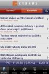 Cyrrus  obchodnk s cennmi papry screenshot 1/1
